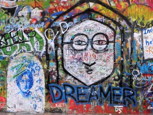 John Lennon Muur