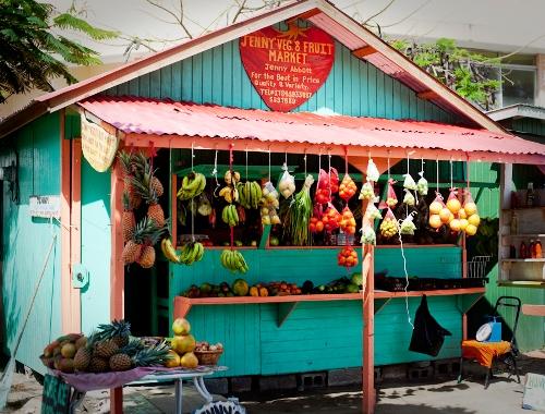 Caribisch gebied reis idee reis idee - Idee gezellige maaltijd ...