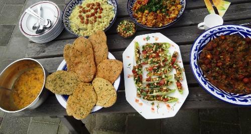 indiaas vegetarisch kookboek
