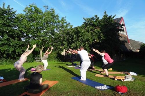 rada post yoga