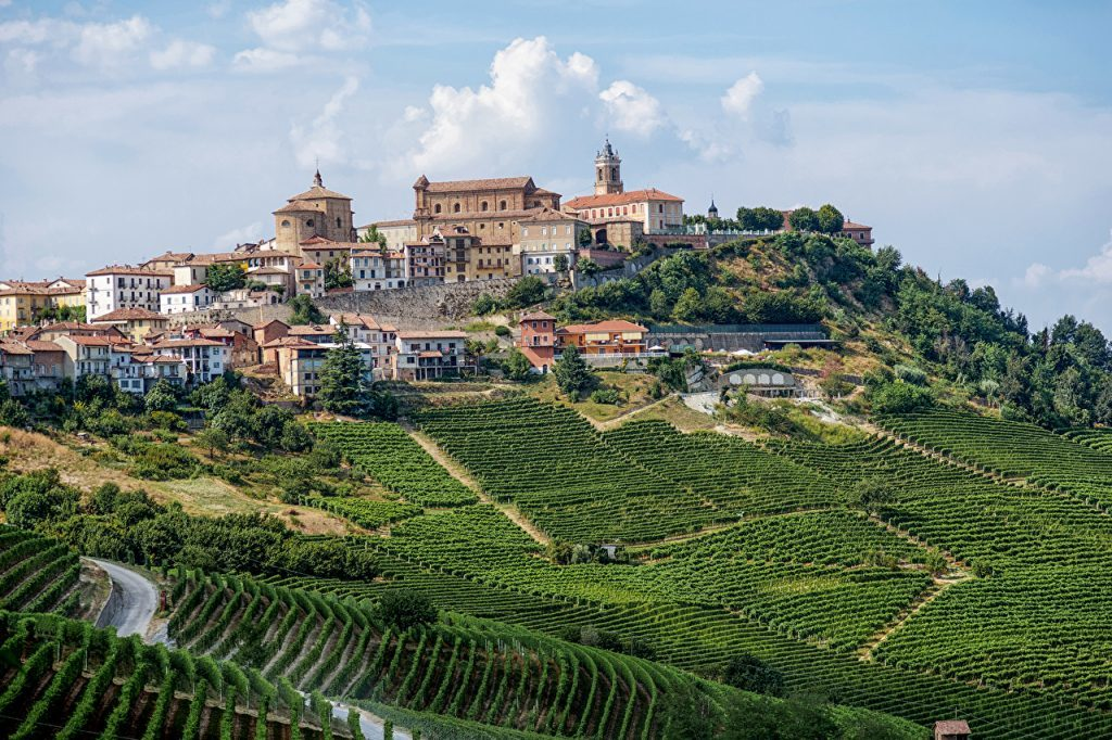 Reis-idee 'Wijn Truffel Reis Piemonte'